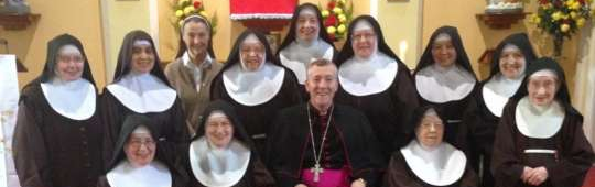 Poor Clares Elect new Mother Abbess