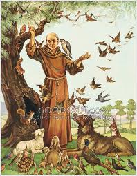 Novena for the Solemnity of Our Holy Father St. Francis ( Sept. 25- Oct. 3)